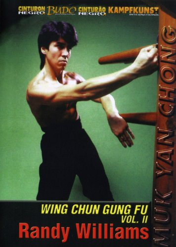 Wing Chun - The Wooden Dummy II, DVD