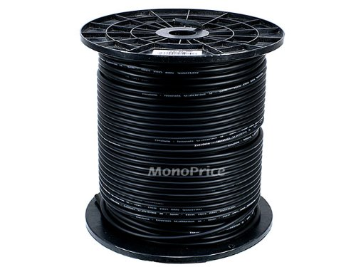 Monoprice 8.0Mm Professional Microphone Bulk Cable - 500Ft