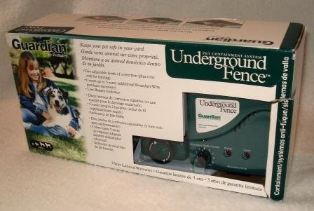 Guardian Underground Fence Pet Containment System Price
