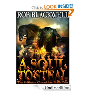 KND Kindle Free Book Alert for October 31: Hundreds of brand new Freebies in the last 24 hours added to our 4,000+ Free Titles sorted by Category, Date Added, Bestselling or Review Rating! plus … Rob Blackwell's A Soul To Steal is the perfect Halloween read! (Today's Sponsor – 99 cents)