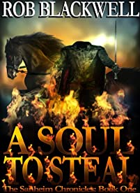 A Soul To Steal by Rob Blackwell ebook deal