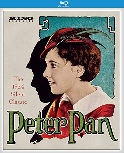 Blu-ray : Peter Pan (1924)