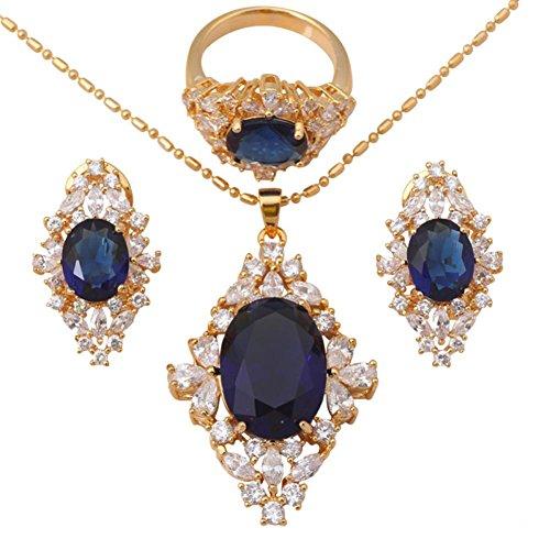 bling-fashion-nobby-zirconi-blu-salute-nichel-piombo-placcato-oro-18-k-orecchini-collana-anello-tagl