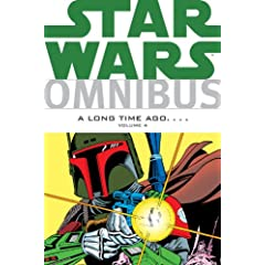 Star Wars Omnibus: A Long Time Ago . . . Volume 4 by Jo Duffy,&#32;Archie Goodwin,&#32;David Michelinie and Gene Day