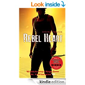 Rebel Heart (Dust lands Book 2)