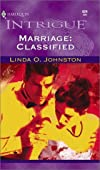 Marriage: Classified (Intrigue, 624)