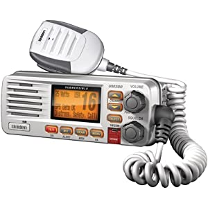 Uniden Class D Full - Feature Fixed Mount VHF Marine Radio from Uniden