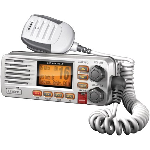 Uniden Class D Full - Feature Fixed Mount VHF Marine Radio