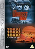 The Longest Day/Tora! Tora! Tora! [DVD]