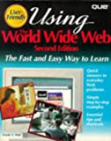 img - for Using the World Wide Web book / textbook / text book