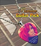 Rihanna Loud Tour 2011 Premium Guitar Pick Necklace