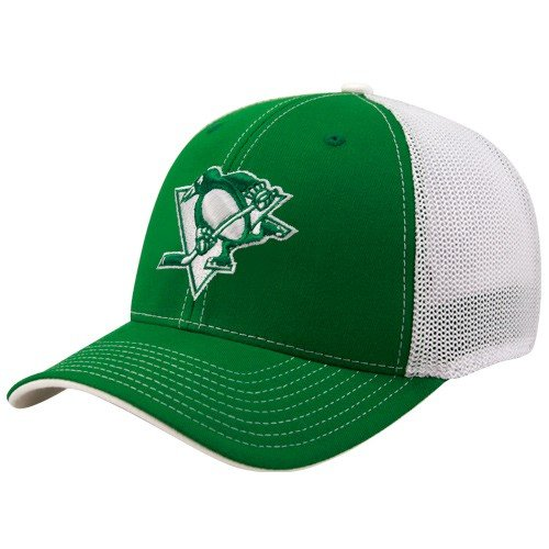 purchase cheap c7fa4 c1546 Reebok Pittsburgh Penguins Kelly Green St. Patrick's Day ...