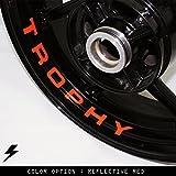 Triumph Trophy v1 Motorcycle Inner Rim Sticker Stripe RB