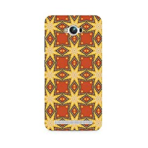 Mobicture Tribal Geometric Premium Printed Case For Asus Zenfone Max
