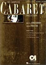The Complete Cabaret Collection: Vocal Selections - Souvenir Edition Ebook & PDF Free Download