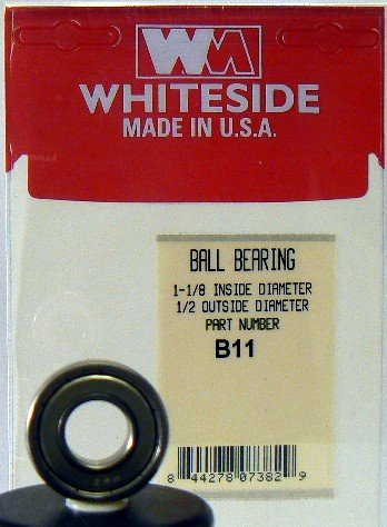 510T6Fz93HL WHITESIDE MACHINE B5 REPLACEMENT BALL BEARINGS 7/8 OD X 5/16 ID