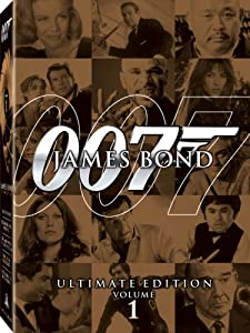 "Cover of ""James Bond Ultimate Edition - V..."