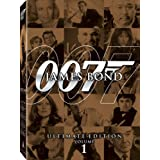 James Bond Ultimate Edition - Vol. 1 (The Man with the Golden Gun / Goldfinger / The World Is Not Enough / Diamonds Are Forever / The Living Daylights) ~ Sean Connery