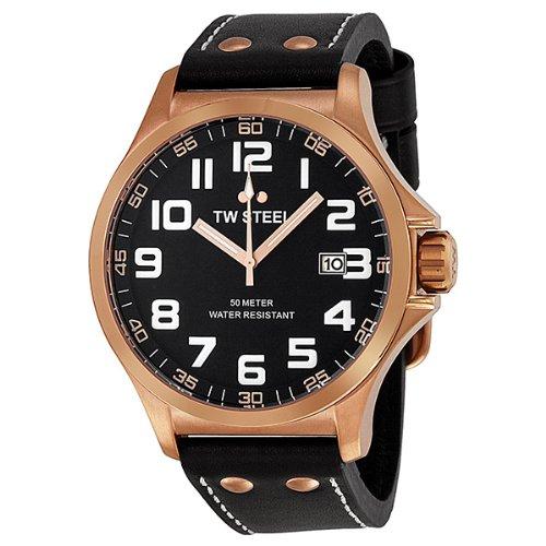 Imagen de TW Steel Piloto oro rosa PVD Reloj para hombre TW417