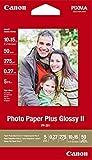 Canon Photo Paper Plus Glossy II PP201 papier photo 10x15cm 50 feuilles