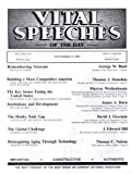 Vital Speeches