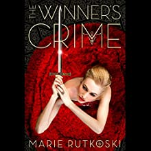 The Winner's Crime (       UNABRIDGED) by Marie Rutkoski Narrated by Kate Rawson