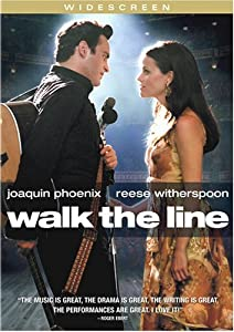 "Cover of ""Walk the Line (Widescreen Editi..."