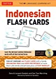 img - for Indonesian Flash Cards (Tuttle Flash Cards) book / textbook / text book