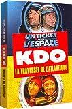 echange, troc Un ticket pour l'espace / La traversée de l'Atlantique à 2 en solitaire - Coffret 2 DVD