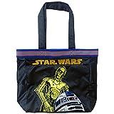 スター・ウォーズ スカバッグ C-3PO&R2-D2 (ブラック)SWAP161