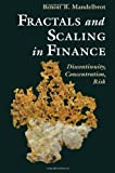 img - for Fractals and Scaling in Finance: Discontinuity, Concentration, Risk. Selecta Volume E book / textbook / text book