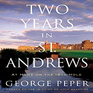 Two Years in St. Andrews Audiobook