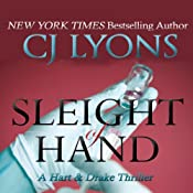 Sleight of Hand: Hart and Drake #2 | CJ Lyons