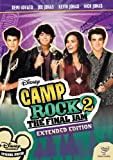 DVD Camp Rock 2