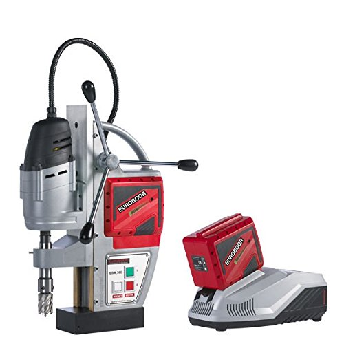 Euroboor EBM360 Cordless Magnetic Drilling Machine (Magnetic Drilling Machine compare prices)