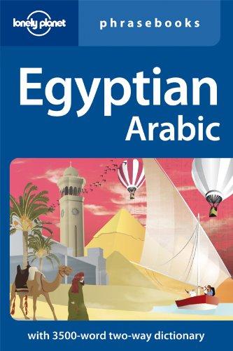 Egyptian Arabic phrasebook 3 (Phrasebooks)