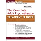The Complete Adult Psychotherapy Treatment Planner ~ Arthur E. Jongsma