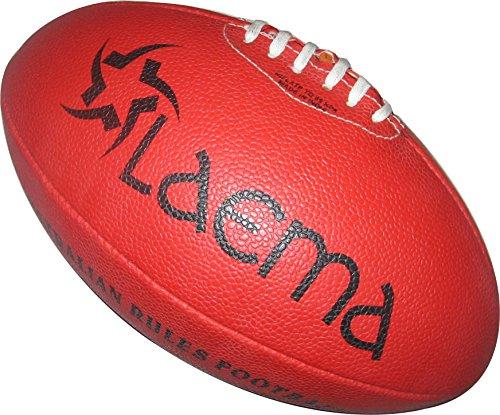 laema-new-high-abrasion-australian-rules-football-afl-ball-red-size-5