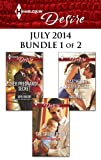 Harlequin Desire July 2014 - Bundle 1 of 2: Her Pregnancy Secret\The Sheikhs Son\Matched to a Billionaire