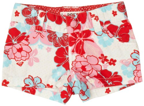 Roxy Noosa Printed Girl's Shorts Spring Chou Flower 7 Years