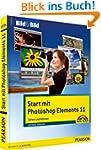 Start mit Photoshop Elements 11 - mit...