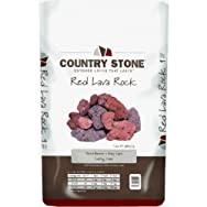 Country Stone 650 Red Lava Rock
