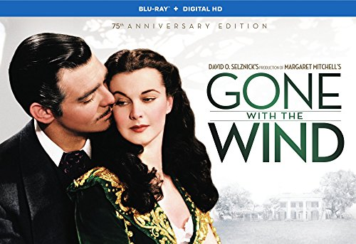 Blu-ray : Gone with the Wind 75th Anniversary (Oversize Item Split, Collector's Edition, Anniversary Edition, Boxed Set, With Book)