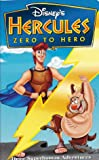 Hercules: Zero to Hero [VHS]