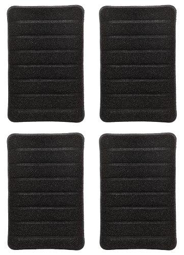 JetzScrubz Indoor Grill Scrubber Sponge, Set of 4 (Grill Sponge Scrubber compare prices)