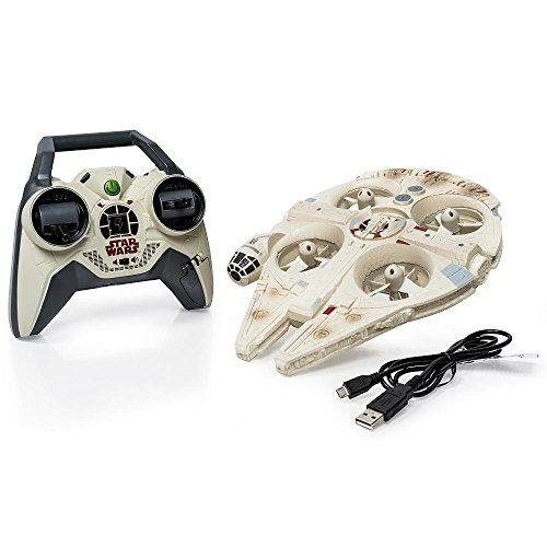 Air-Hogs-Star-Wars-Remote-Control-Ultimate-Millennium-Falcon-Quad-with-Iconic-LED-Lights-and-Authentic-Sounds-24Ghz