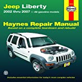 img - for Jeep Liberty 2002 thru 2007 (Haynes Repair Manual) book / textbook / text book