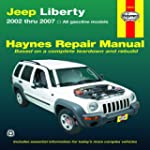 Jeep Liberty 2002 thru 2007