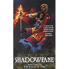 Shadowfane (Cycle of Fire 3) - Janny Wurts