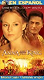 Anna & The King (Dubbed in Spanish with English Subtitles) [VHS]